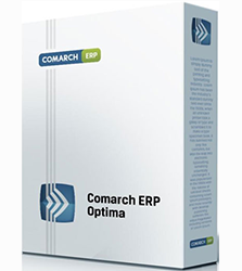 Comarch ERP Optima moduły księgowe