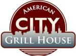 american city grill house logo